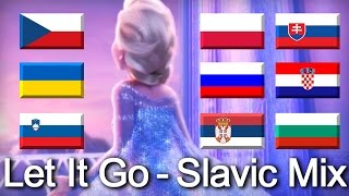 Frozen - Let It Go (Slavic Mix)