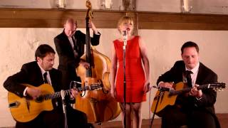 I Get A Kick Out Of You | Jonny Hepbir Quartet | UK & International Gypsy Jazz Band Hire