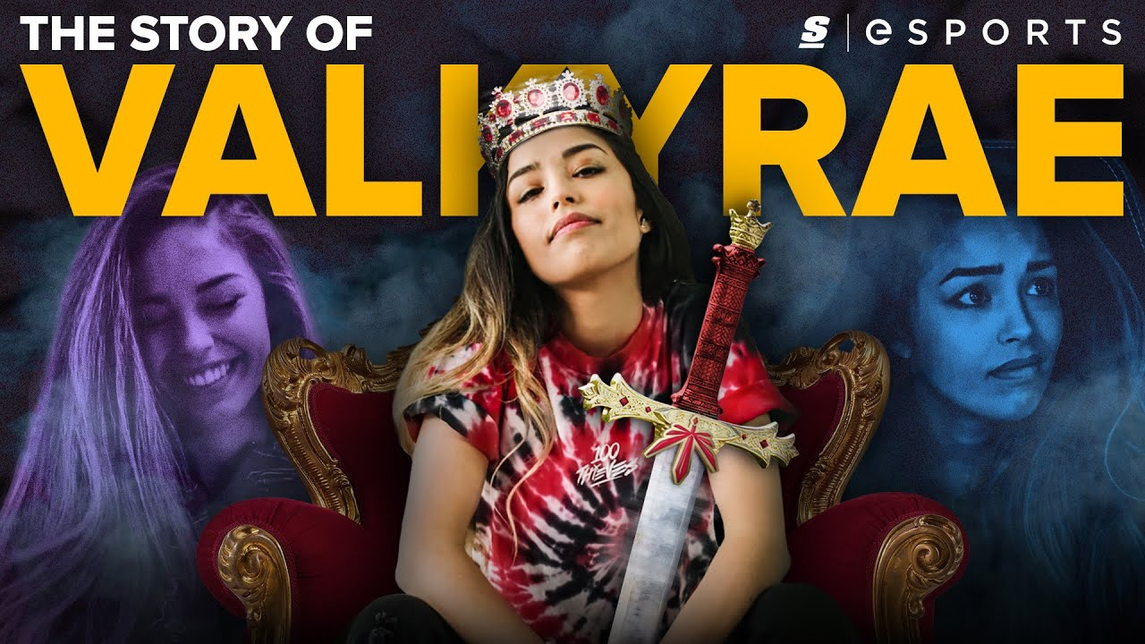 theScoreesports - The Gamestop Employee Who Became The Queen of YouTube: The Story of Valkyrae