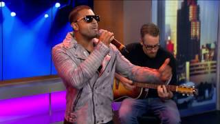 Jay Sean performs 'Make My Love Go' live on PIX11