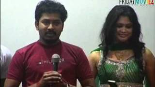 Sneak Preview of music release of tamil film 'Thenkasi Pakkathula' width=
