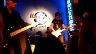 Gene Loves Jezebel - Uptown (live) @ Lisbon (24-08-2010)