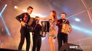 Claudia Martins & Minhotos Marotos ao vivo em Castro Daire (Vídeo Teaser) - 19 Set. 2015