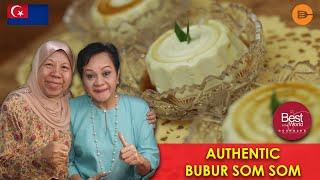 Bubur Som Som | Johor Palate: Tanjung Puteri Recipes | iCookAsia