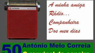 António Melo Correia - O rouxinol da caneira