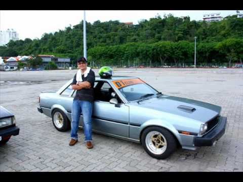 Toyota AE70 my real story the making.-ann-