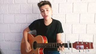 Perfect - Ed Sheeran (Benjamin Depasquali Cover) 17 years old acoustic