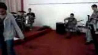 ENSAIO BANDA MOSAICO DA ADORAÇÃO EM CATANDUVA