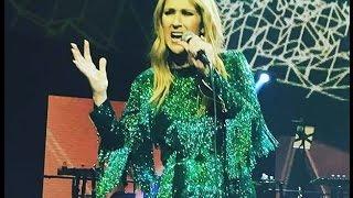 Celine Dion - Prince Medley - Kiss, Purple Rain (Live, May 24th 2016, Las Vegas)