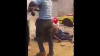 Cameroun: Un taximan tabasse Longué Longué à Douala
