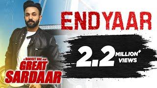 End Yaar | Dilpreet Dhillon | Desi Crew | Great Sardaar | 30th June | Latest Punjabi Songs 2017