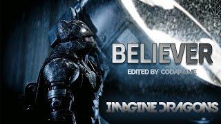 "Batman v Superman: Dawn of Justice - ""Believer"" by Imagine Dragons - [HD]"