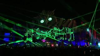 Faithless - Salva Mea 2.0 (Above & Beyond Remix) @ EDC Las Vegas (6.20.16)