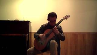 'S Wonderful (George Gershwin) - Solo Guitar in Bossa Nova Style
