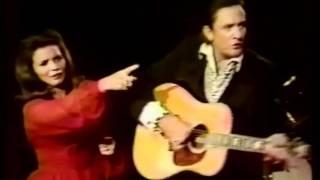 "Johnny Cash and June Carter -  ""Jackson"""