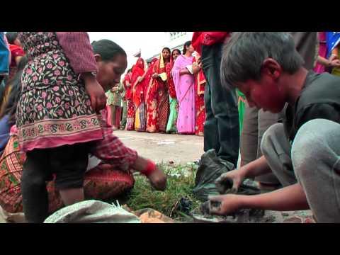Nepal 2011 – KTM – Holi