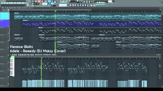 Adele - Remedy (DJ Maksy Cover) Viennce Waltz