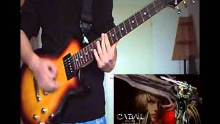 Cabal Forgotten Temple B1f Theme (Novasonic- Abomination) /cover