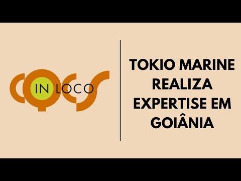 Imagem post: Tokio Marine realiza expertise em Goiânia