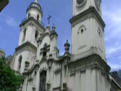 Viaje por Sudamerica di Giacomo Sanesi. Buenos Aires (ARG). 00011 – iglesia san ignacio