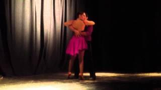 Aysha Danza.Latinos Bachata.Santos de la humosa.