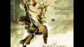 The Forbidden Kingdom music - Let The Journey Begin