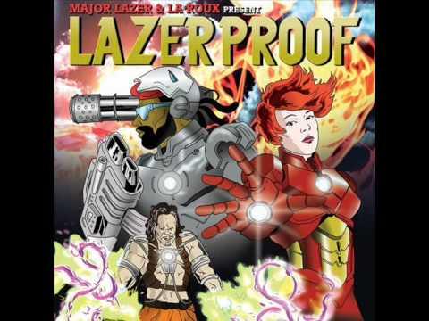 Major Lazer La Roux Bulletproof Chords Chordify