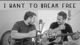 """Queen - I Want To Break Free (Cassette """"Acoustic cover"""")"""