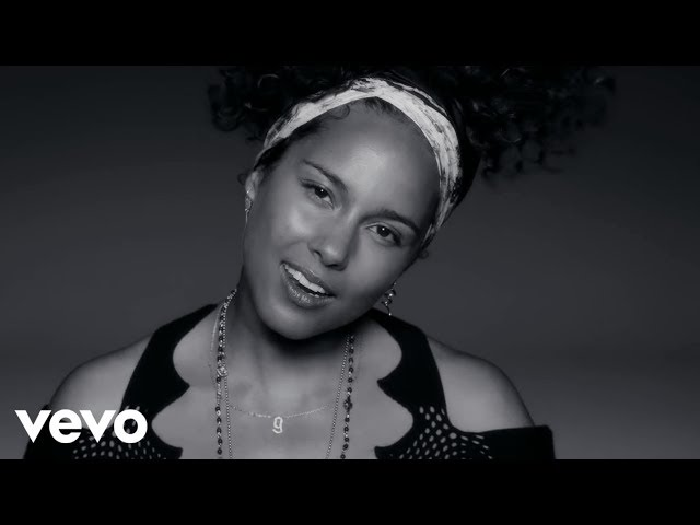 Video oficial de Alicia Keys - In Common
