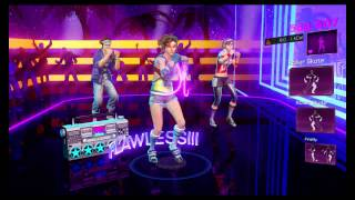 Dance Central 3 Hard 5 Stars Kevin Lyttle - Turn Me On