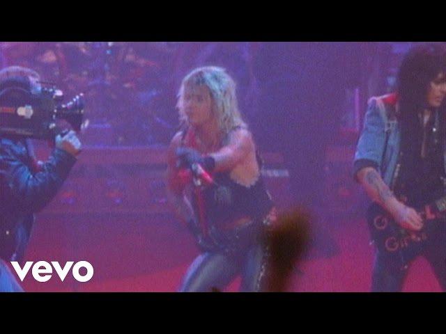 """Vídeo oficial de """"Wild Side"""" de Mötley Crüe"""