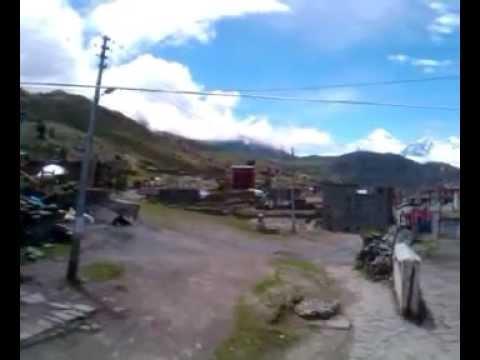 Village near Muktinath temple. Mustang. Nepal 2011