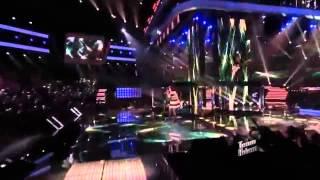 "[Full] The Voice US 2012 season 3 - Live Playoffs - Melanie Martinez: ""Cough Syrup"""