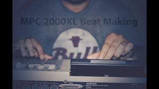 MPC 2000Xl Beatmaking - Panik Molemen - Modern Boombap -  Instrumental Mc Juice