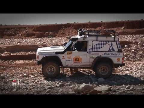 HD RMF Morocco Challenge 2010. Partner Team 4×4