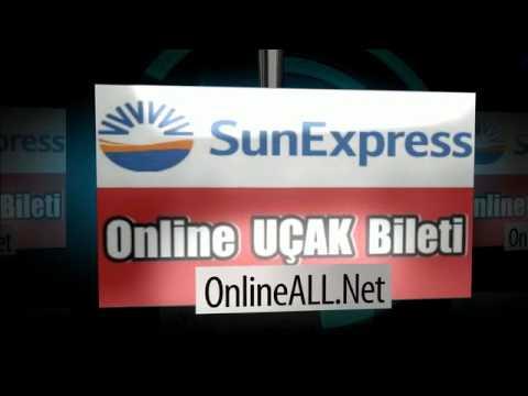Sunexpress Uçak Bileti - Sunexpress Ucuz Bilet - Sunexpress Seferleri - OnlineALL.Net