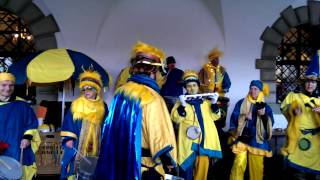 PREPAREN CANDELA - Luzern Karneval