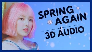 SPRING AGAIN - CAO LU, YERIN & KISUM (3D USE HEADPHONES)