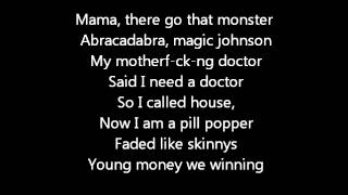 Tyga feat. Lil Wayne - Faded (Lyrics)