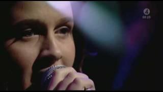 Amy Diamond - Heartbeats (Live Nyhetsmorgon 2009) HD
