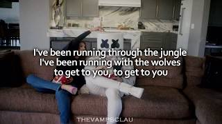 Selena Gomez, Marshmello - Wolves (Lyrics) WITHOUT AUDIO