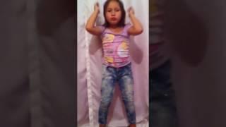 A melhor do baile (Dani russo ) sophia felix 5 anos