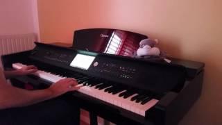 Calogero - Le monde moderne (piano cover) [HD]
