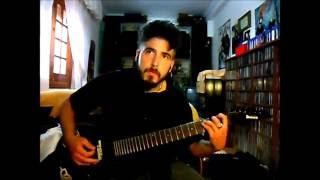 Korn - Trash (7-strings guitar cover)