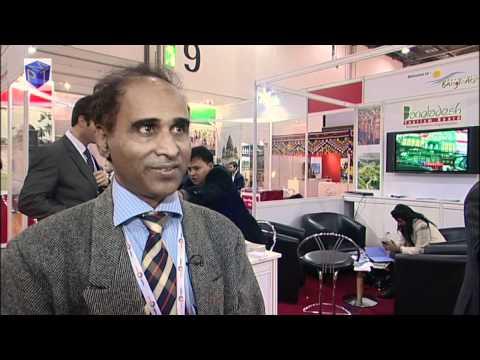 Bangladesh at The World Travel Market London 2011