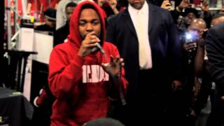 Kendrick lamar-swimming pools (Live at best buy NYC 10/23/12)