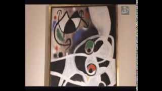 Decisão sobre quadros de Miró nas mãos do tribunal