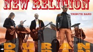 Duran Duran - A view to a kill by  New Religion febbraio 2015