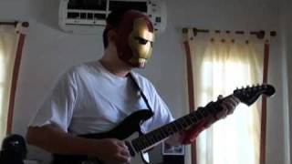 Papa Guitar : Shoot To Thrill (AC/DC Back in Black , OST IRONMAN2)