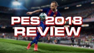 Pro Evolution Soccer 2018 Review